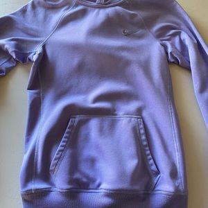 women's purple nike hoodie